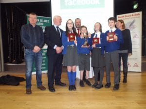 co down school qualifies for road safety awards