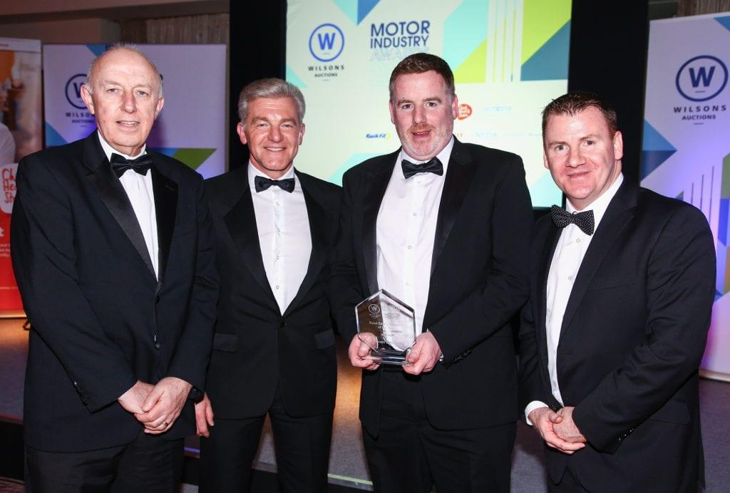 motor industry awards CRASH Services