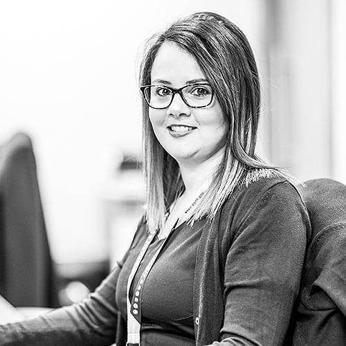 Gemma Finnegan at CRASH Services