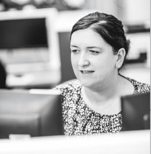 Emma Turley - HR at CRASH Services