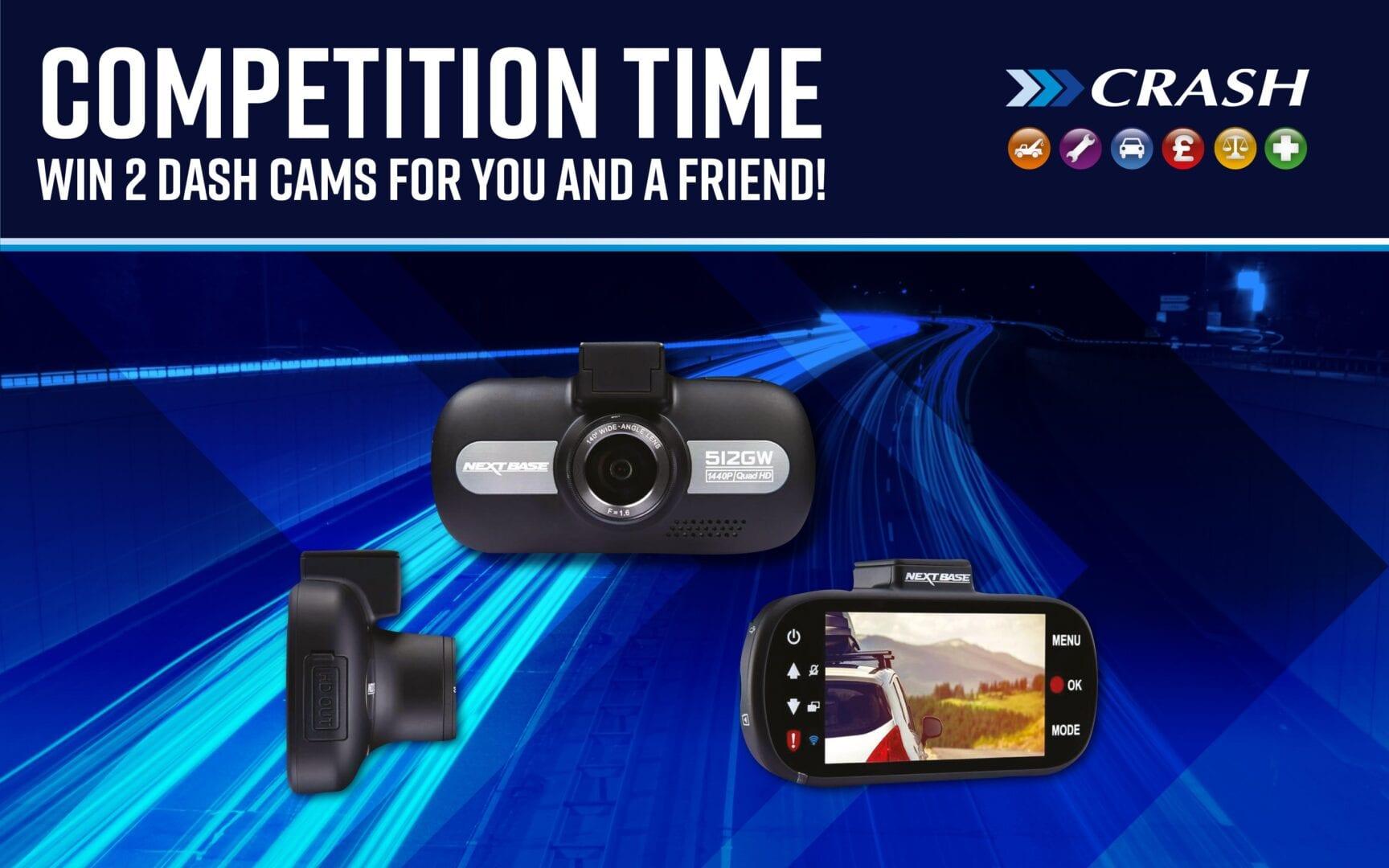dash cam crash services competition