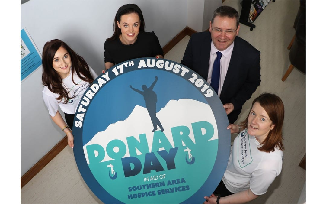 Donard Day for southern area hospice launch