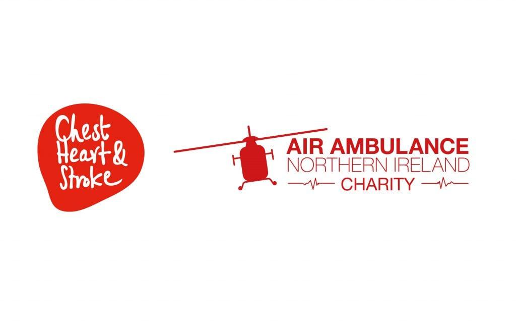 air ambulance NI logo
