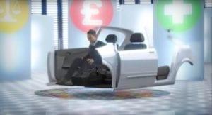 Crash Services TV Ad