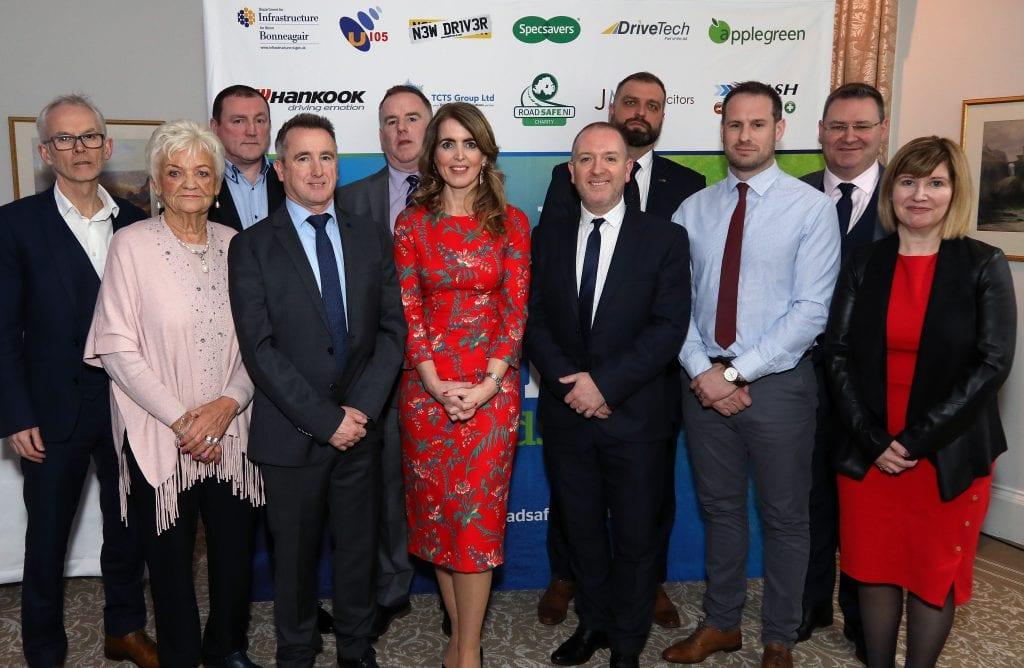 CRASH Services sponsor awards