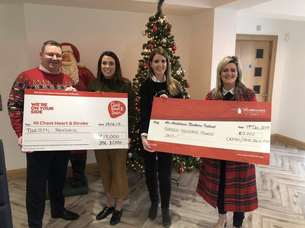 Crash Services - Charity 2019 Presentation