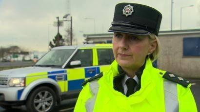 PSNI officer Northern Ireland