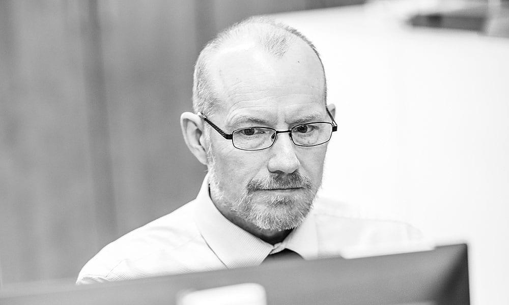 Steve Beighton from CRASH Services
