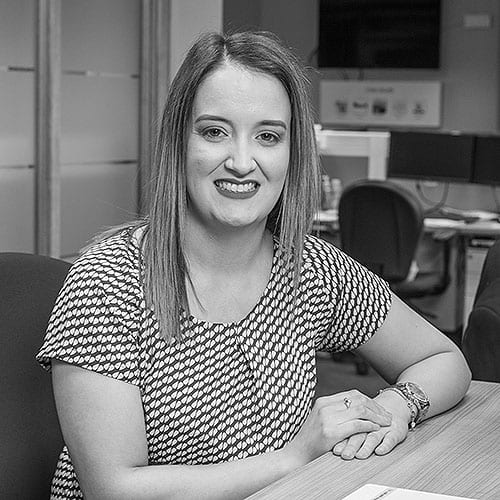 Cassandra Hay part of the claims team at CRASH Services