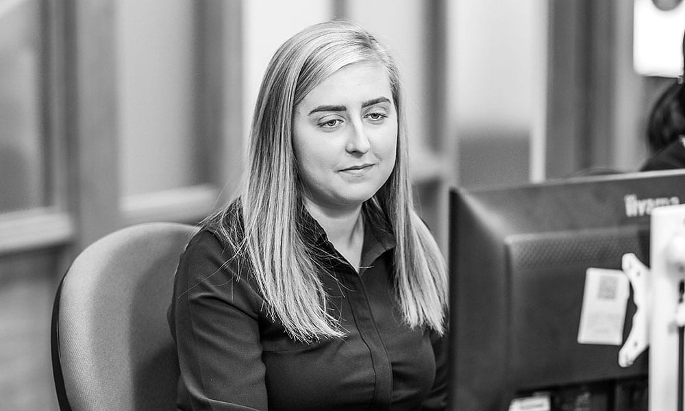 Aideen McCrory Repairer Relations Administrator