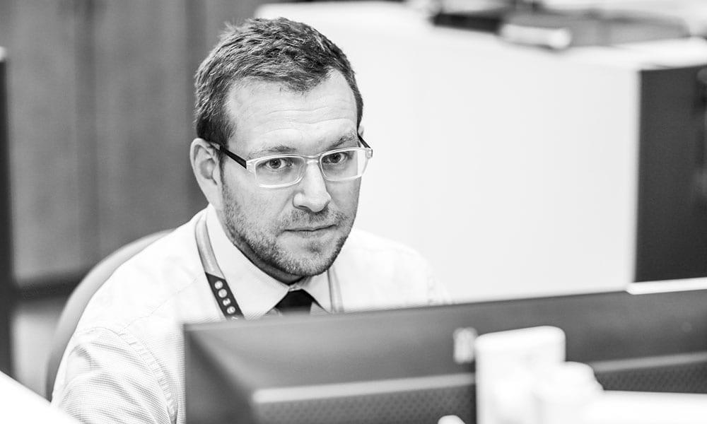 Nial McShane staff profile
