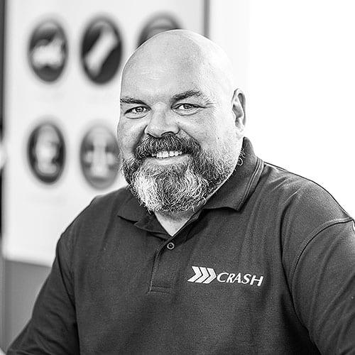 Neil Carlin Hire team Belfast CRASH Services