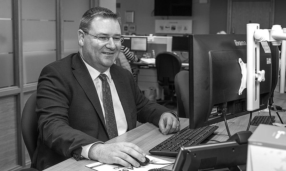 Jonathan McKeown CEO of CRASH Services