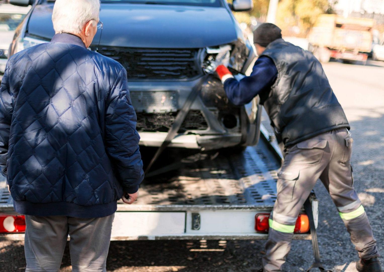 Car breakdown at home?