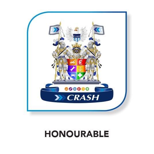 CRASH Services core value - honourable
