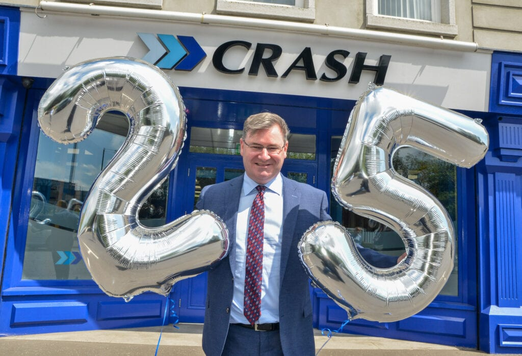 CRASH Services celebrates 25 years in business!