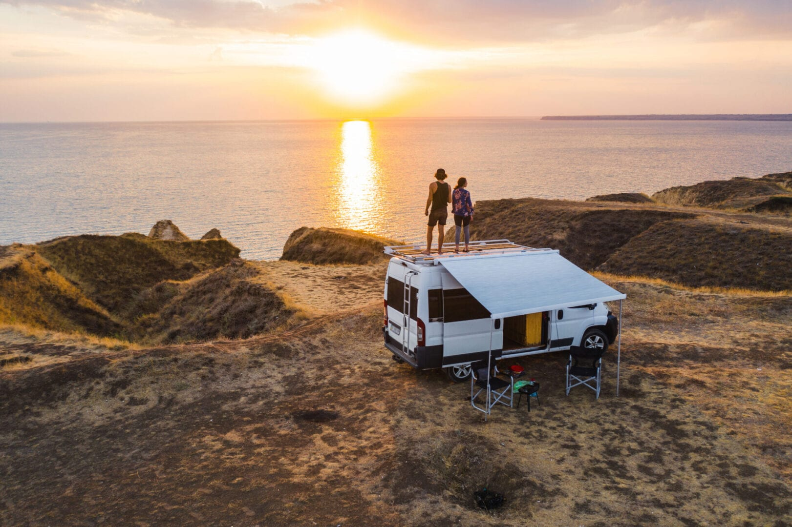 motorhome staycations in northern ireland