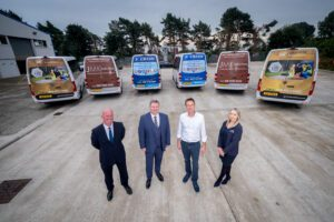 Airporter branded buses CRASH Services