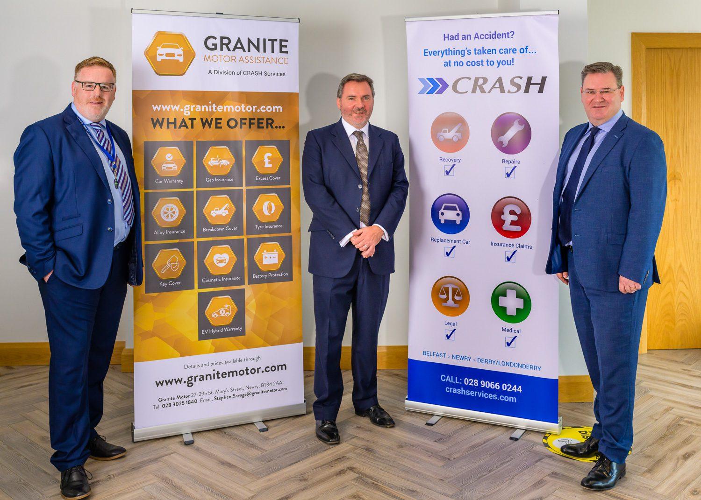 Granite Motor Assistance Launch